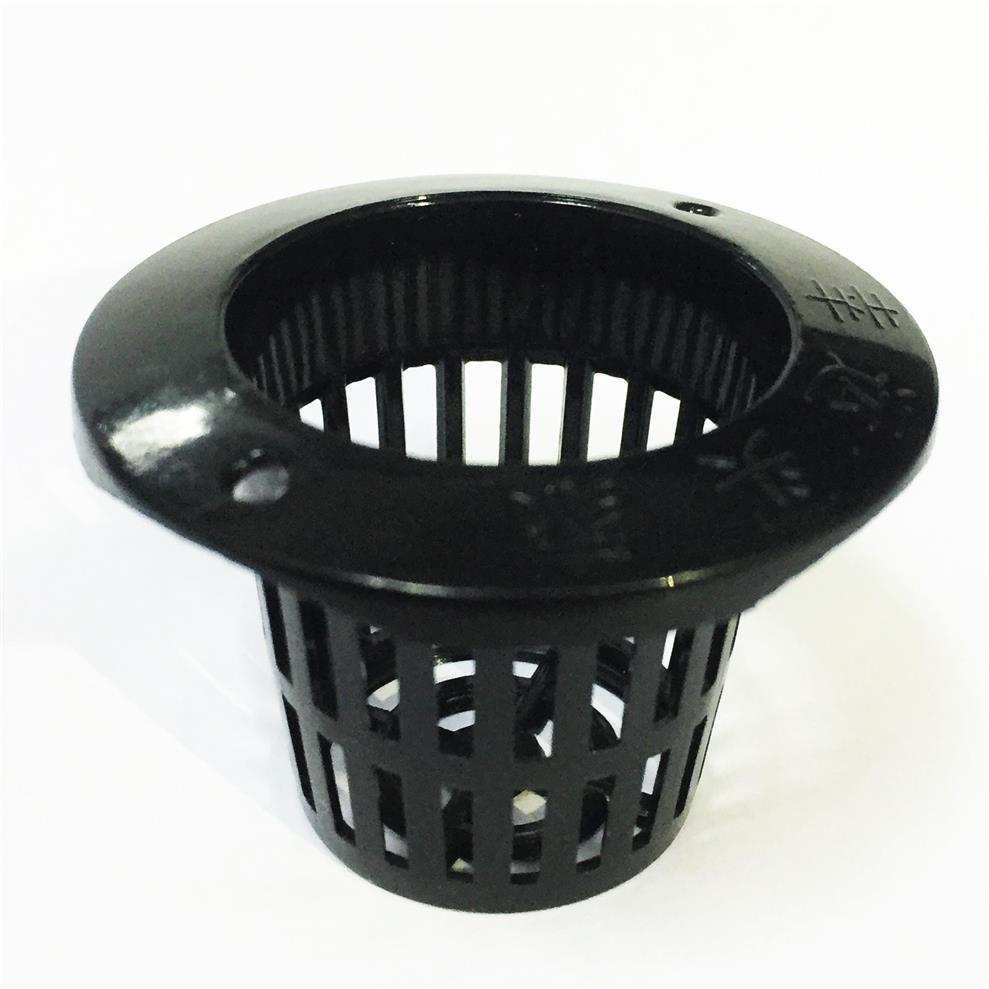 49mm hydroponic aquaponic pot cup net - 100pcs pack