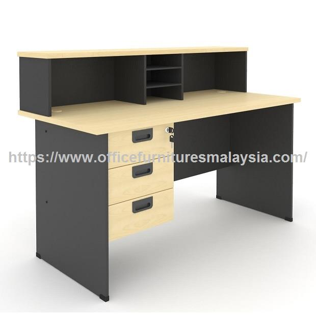 the best attitude f1c6c 65e95 4ft Small Business Reception Counter OFRCG1200 | Office Furniture OUG