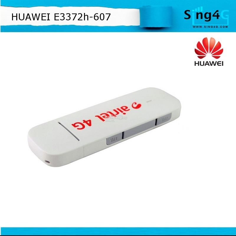 4G LTE 3G Sim Card Modem Huawei E3372 @ E3272 mf823 E8278 e392 320U