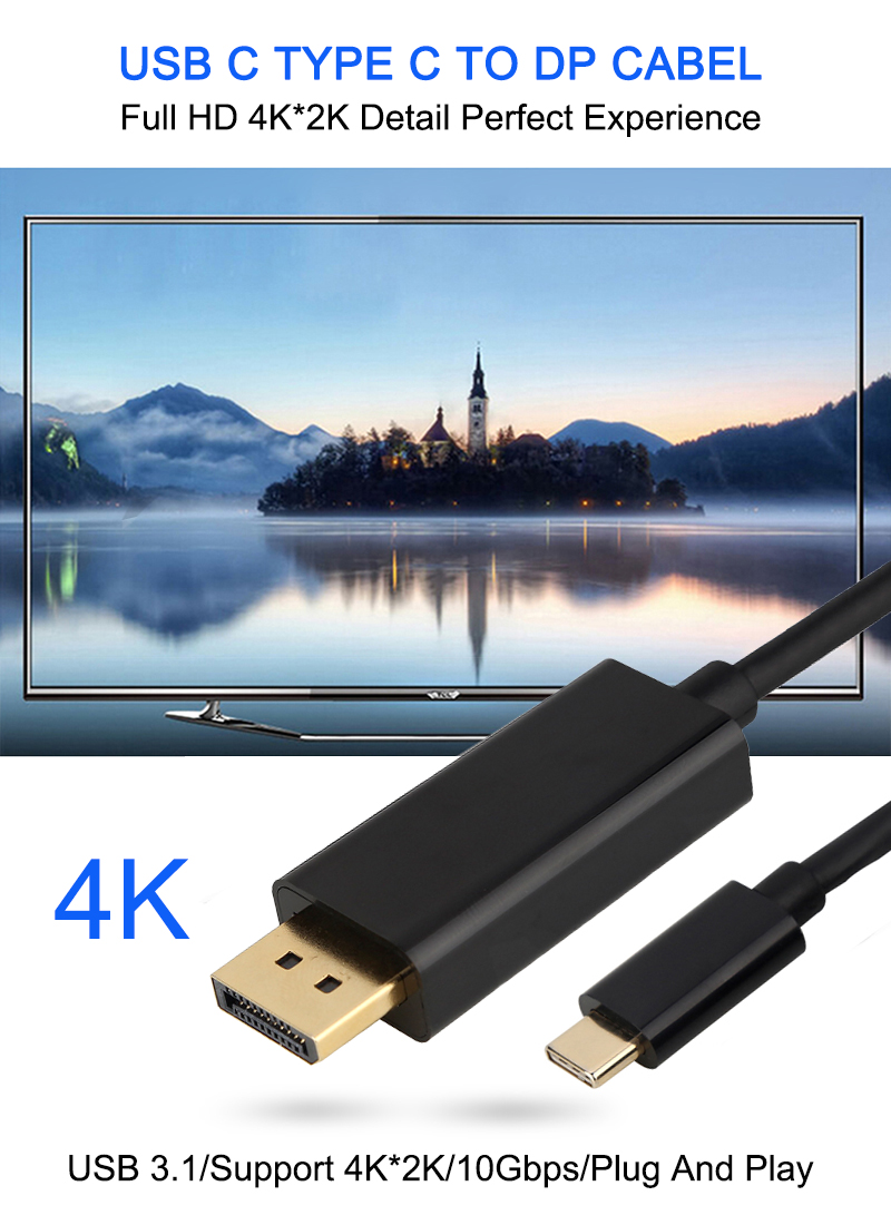 4k Usb Type C To Hdmi Adapter Thund End 10 26 2020 548 Pm Kabel 10meter Tv Monito Kamera Cctv Laptop Thunderbolt 3 Cable
