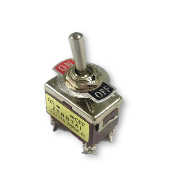 4P Toggle Switch 15A 250VAC (ON-OFF) TEN1221