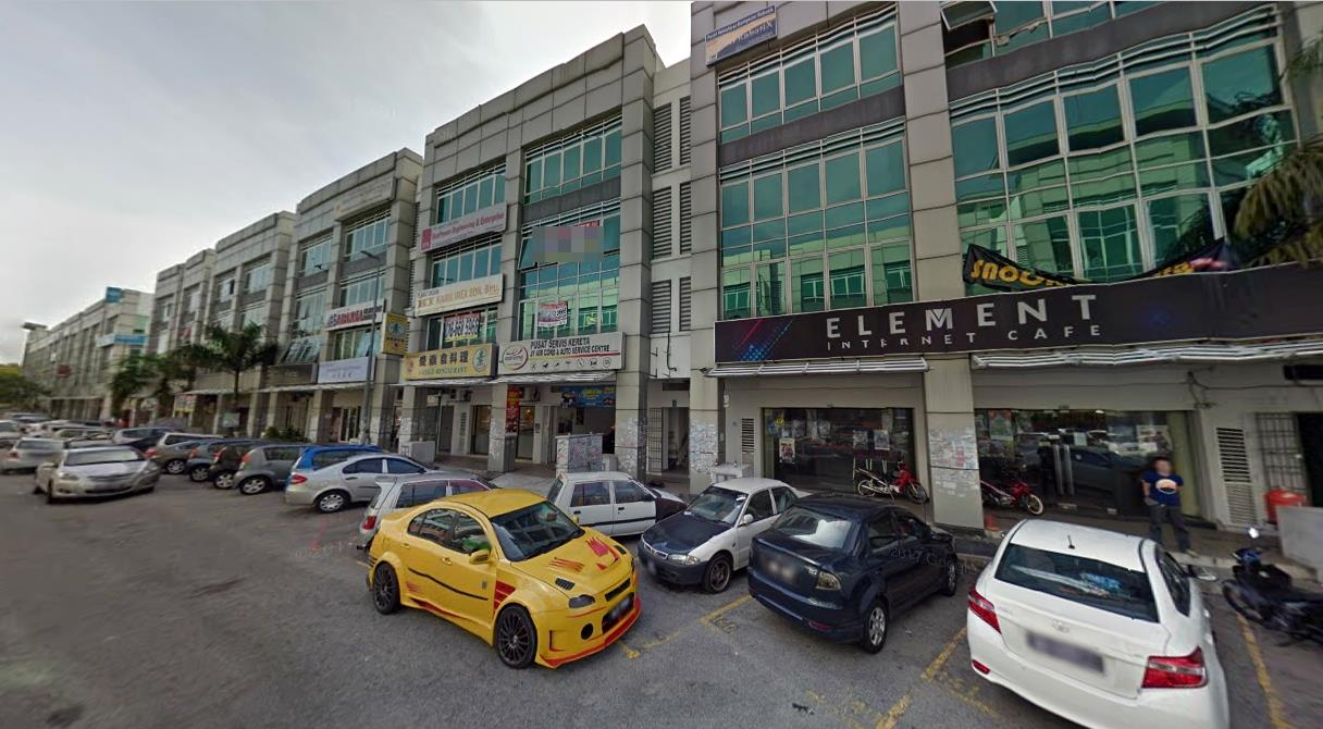 4sty Shop Office for sale, Tenanted, Bandar Puteri, Puchong