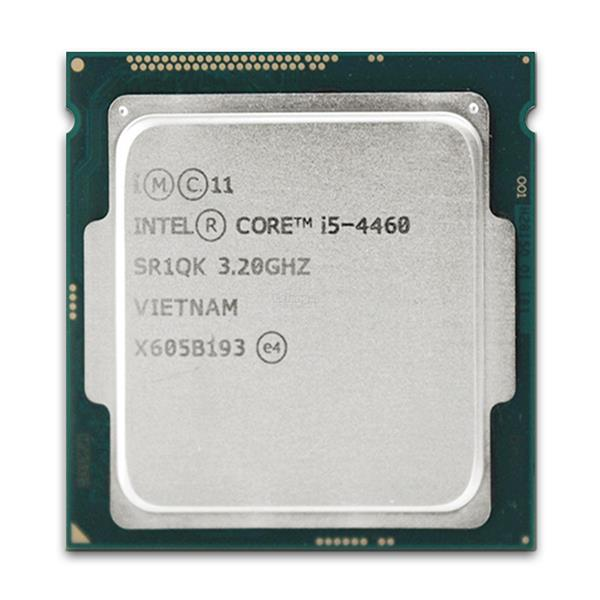 4th gen LGA1150 i5 4460 processor for Gaming PC / Intel CPU