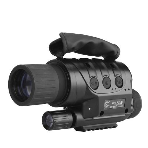 4x Zoom Night Vision Monocular With Recording (WP-IR440D).