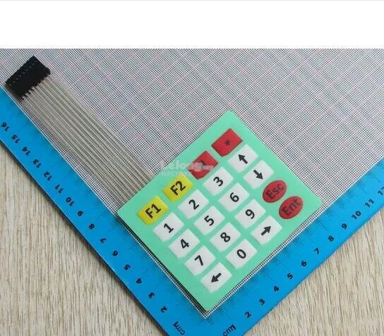 4x5 Matrix Array 20 Key Membrane Switch Keypad for arduino