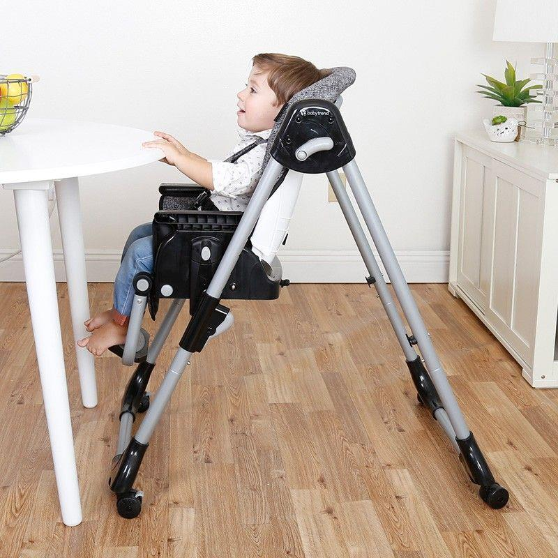 5-In-1 Baby Feeding High Chair Infant Toddler Booster Seat