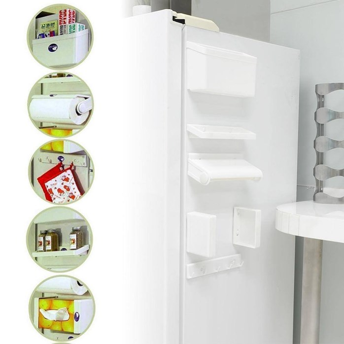 5 IN 1 MAGNETIC SHELVES