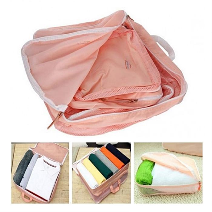 5 In 1 Travel Organizer Bag