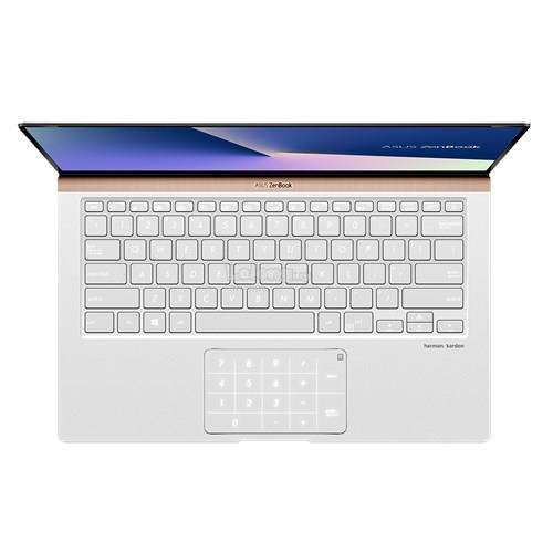 [5/8] Asus ZenBook 14 UX433FN-A6154T Notebook *Icicle Silver*