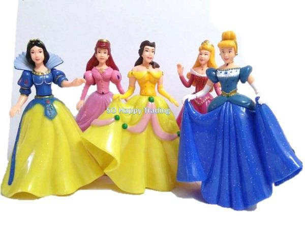 5 Disney Princess Figurine Set Cake end 722018 415 PM