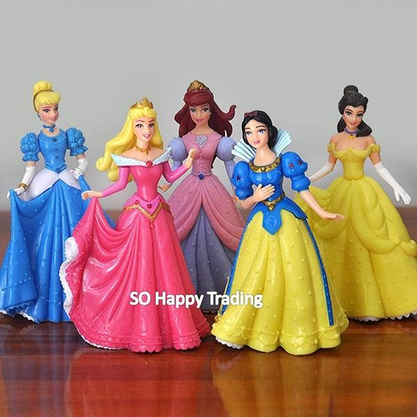 5 Disney Princess Figurine Set C end 12222017 1115 PM