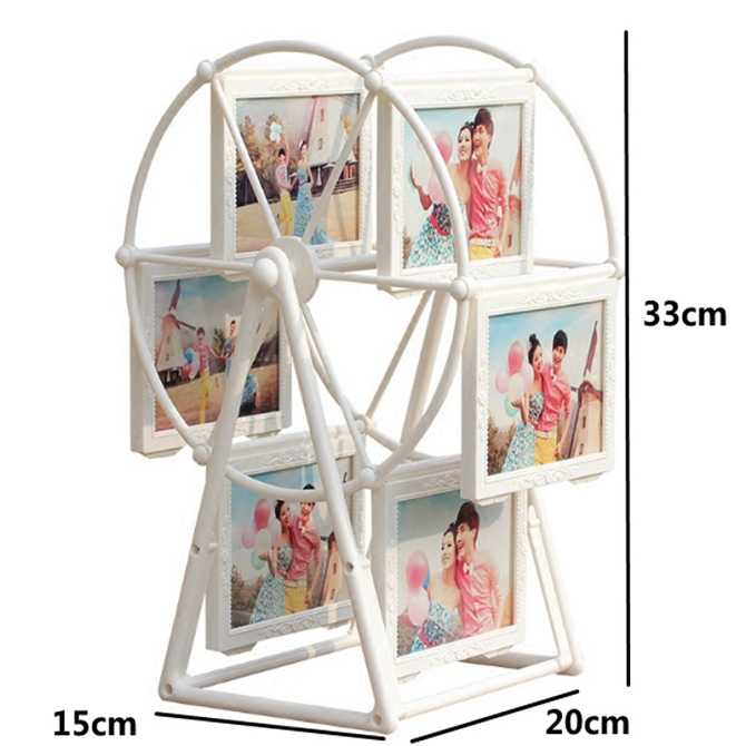 5 inch Creative Rotating Ferris Whe (end 10/24/2020 3:11 PM)