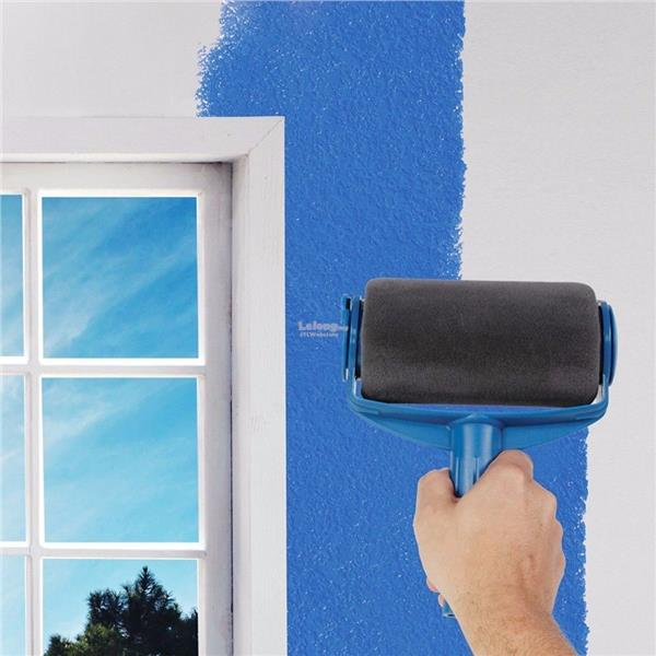 5 PCS Paint Roller Kit Pintar Facil Painting Runner Decor Professional