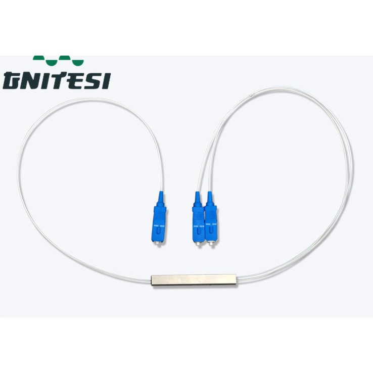 5 PIECE(s)/lot 12 Sc-upc Fiber Optic Splitter MINI Ftth Single-mode Sc
