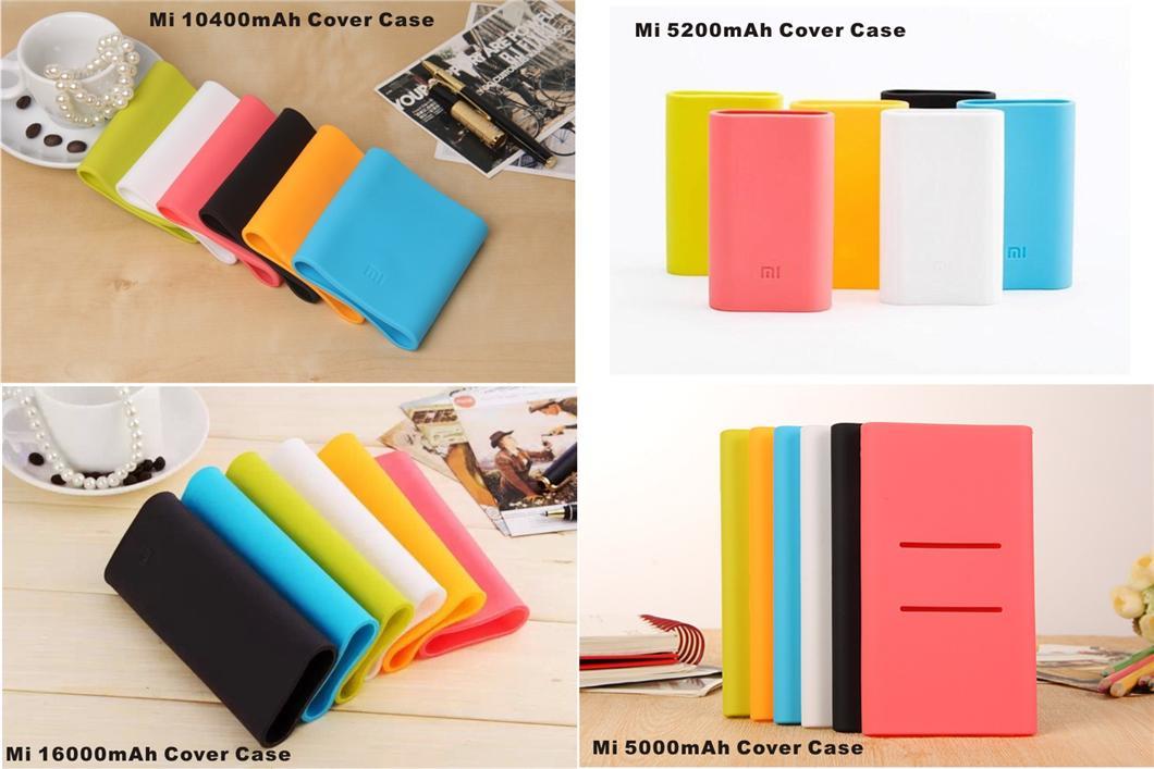 low priced a28ff 70721 5000 5200 10000 10400 16000 20000 mAh Xiaomi Mi Powerbank Case Cover