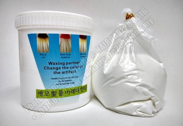 500g Korean 6D High Glossy Quality Hair Bleaching Powder