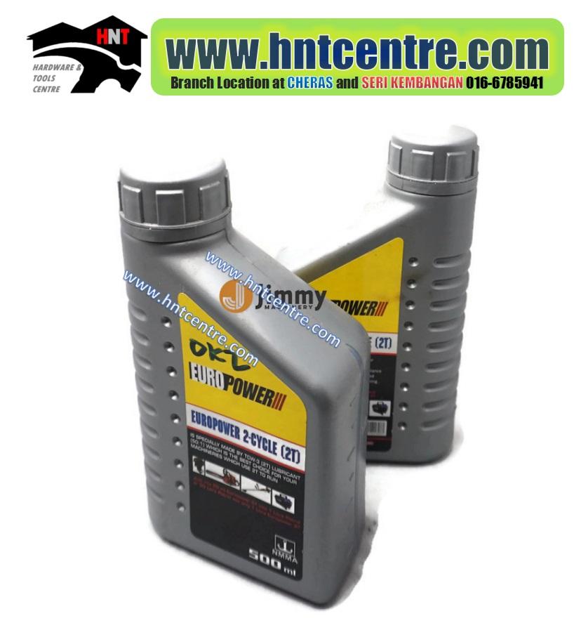 500ML 2T Motorcycle Oil For 2 Stroke Engine Brush Cutter/ Generator