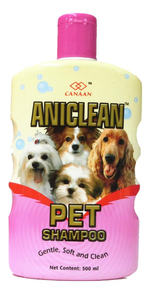 500ml CANAAN Aniclean Pet Shampoo; Limited stock only!