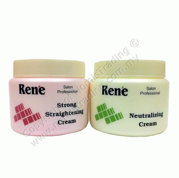 500ml Rene Hair Straightening Cream End 12 8 2018 3 15 Pm