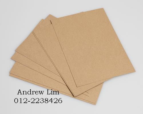 500pcs Super Thick Kraft Paper 300gsm A4 Printing and Craft