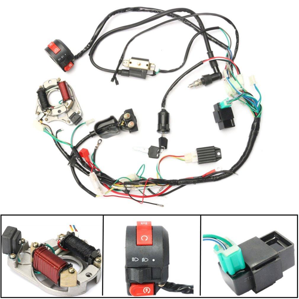 50cc 125cc motorcycle cdi wiring ha end 12 30 2018 4 18 pm rh lelong com my 5 pin cdi wiring harness