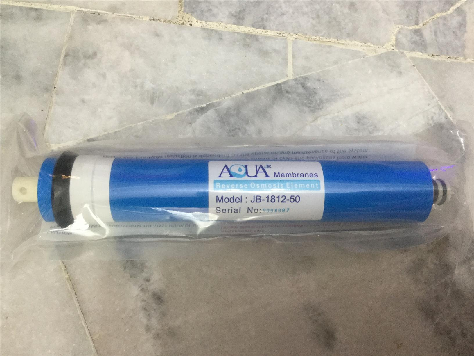 50gpd RO Membrane Water Filter Cartridge (50GPD AQUA)