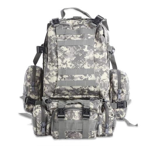 50L MULTIFUNCTION MOLLE CAMOUFLAGE BACKPACK FOR OUTDOOR SPORT CLIMBING HIKING