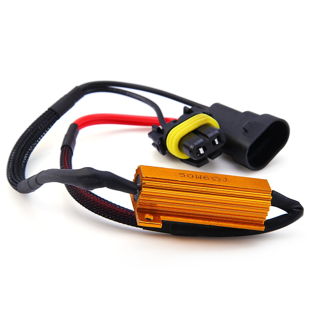 50W HB3 HB4 CAR LED TURN SIGNAL RESISTOR FOR BMW AUDI