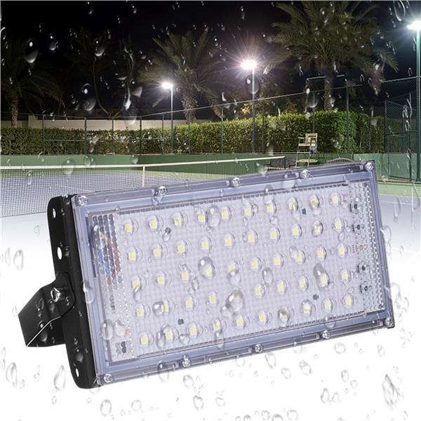 50w Led Flood Light Waterproof Work Spot Super Bright Security L