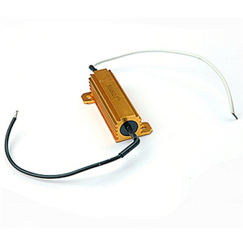 50w Led Load Resistors For Turn End 12 16 2018 938 Am Resistor Wiring Signal Lights Or License Plate