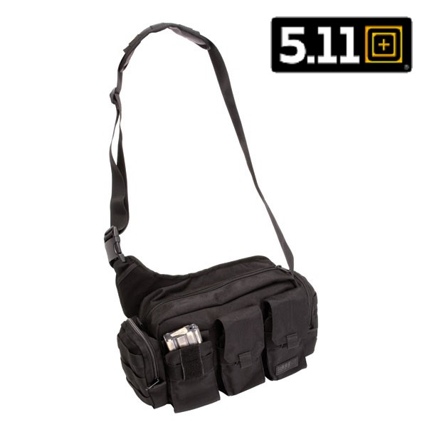 511 5 11 Tactical Bail Out Military Sling Crossbody Messenger Bag Beg