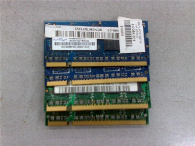 512MB DDR2 for Notebook 130111