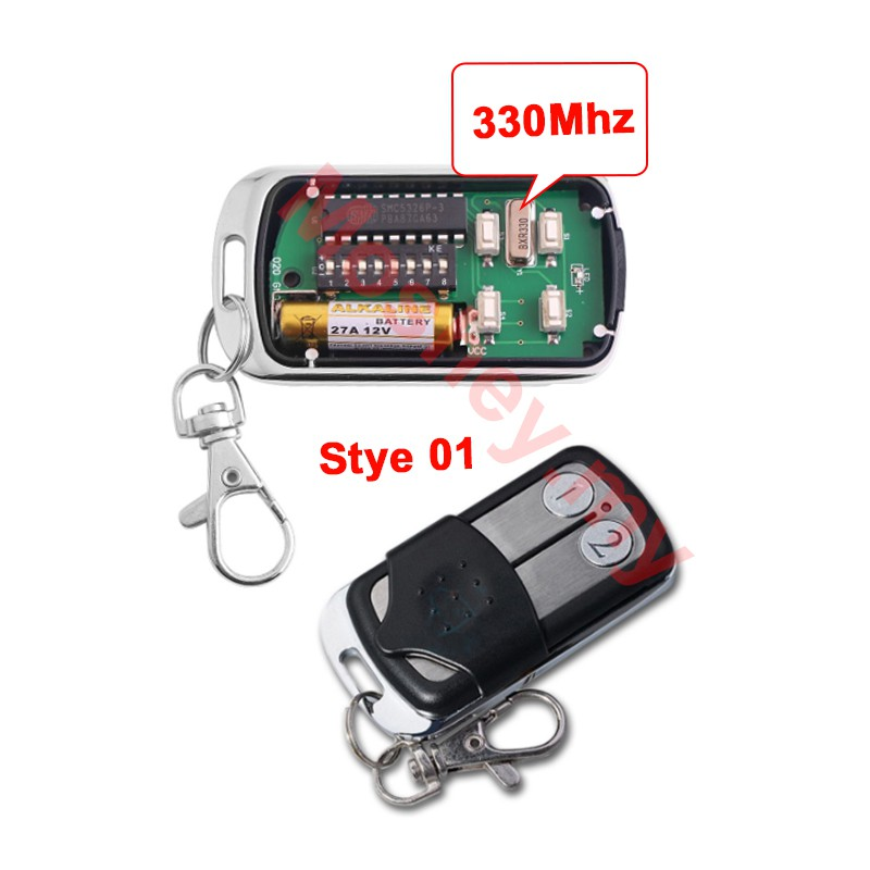 5326 330mhz Autogate Replacement Switch Remote Contr - [STYE01-330MHZ]