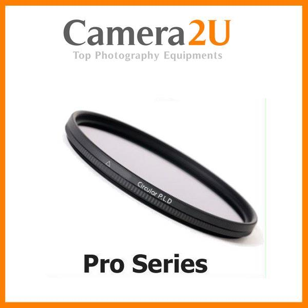 55 mm PRO1-D Slim Digital CPL Circular Polarizing Lens Filter