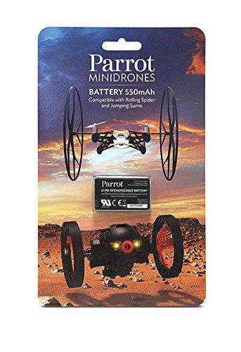 550mAh Lithium Polymer Battery for Parrot Rolling Spider and Sumo