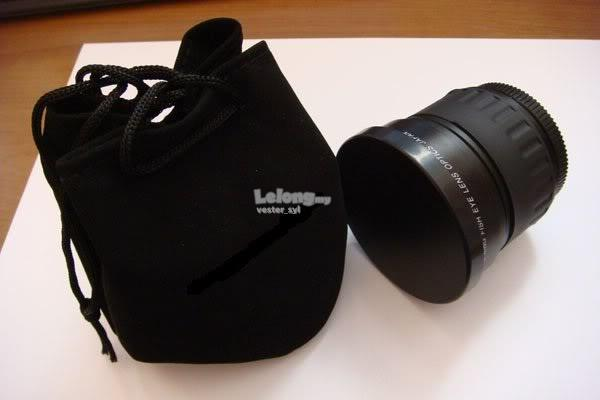 58mm 0.21X Wide Angle Fisheye Lens