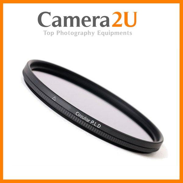 58mm PRO Slim CPL Filter Digital Circular Polarizer Lens Filter