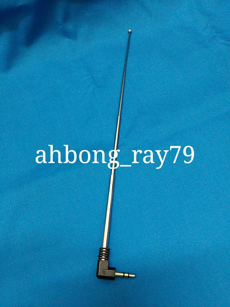 5dbi 3.5mm Mobile Cell Phone Telescopic Antenna Handphone Aerial