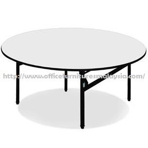 5ft Round Folding Banquet Table OFMR1515 Balakong Rawang Ampang Bangsa. U2039 U203a