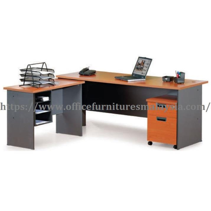 5ft Office Budget Assistant Table Set OFMG1570 Kepong Sg Buloh