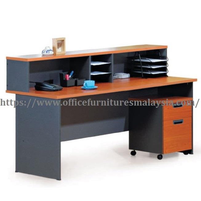5ft Office Budget Reception Counter OFGC1500 petaling jaya shah alam