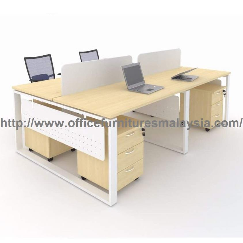 5ft Office Innovative Modern Workstation Desks OFMI1560-4 Partition KL