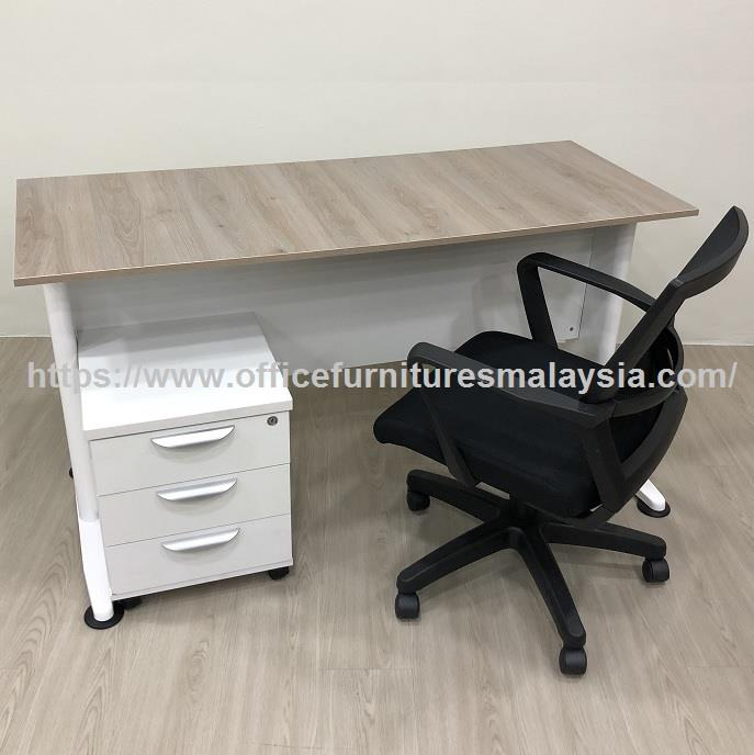 Awesome 5Ft Simple Design Small Home Office Computer Desk Chair Set Oftft028 Dailytribune Chair Design For Home Dailytribuneorg
