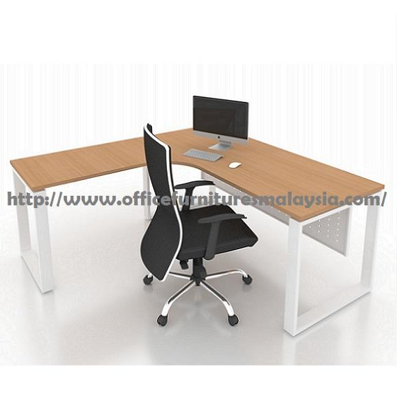 5ft x 5ft L Shaped Executive Manager Table SL1515 putrajaya Cyberjaya