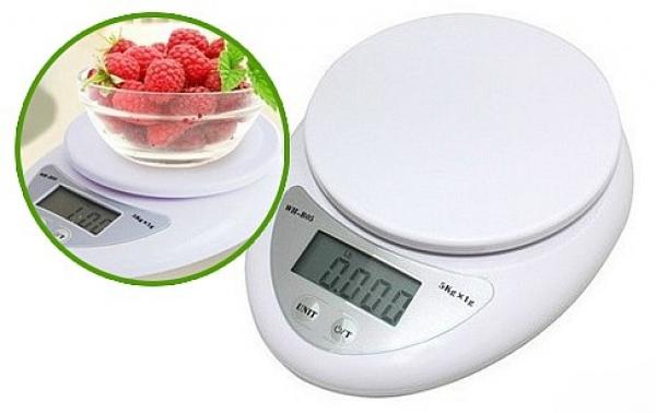 Marvelous 5kg Electronic Kitchen Scale
