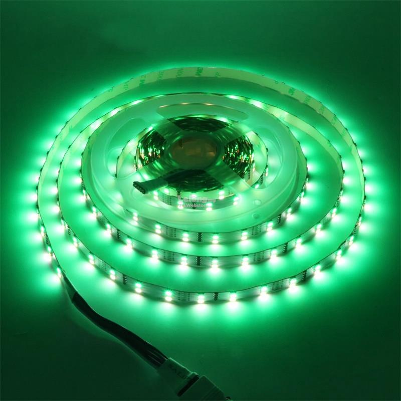 5M 3014 SMD Waterproof IP65 R G B W LED Flexible Strip Light for Home