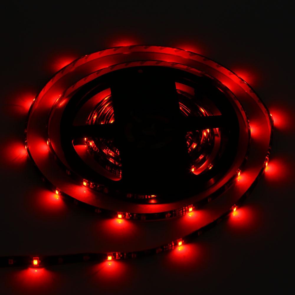 5m dc 12v smd 3528 waterproof flex end 10172019 1034 am 5m dc 12v smd 3528 waterproof flexible led strip light red aloadofball Images