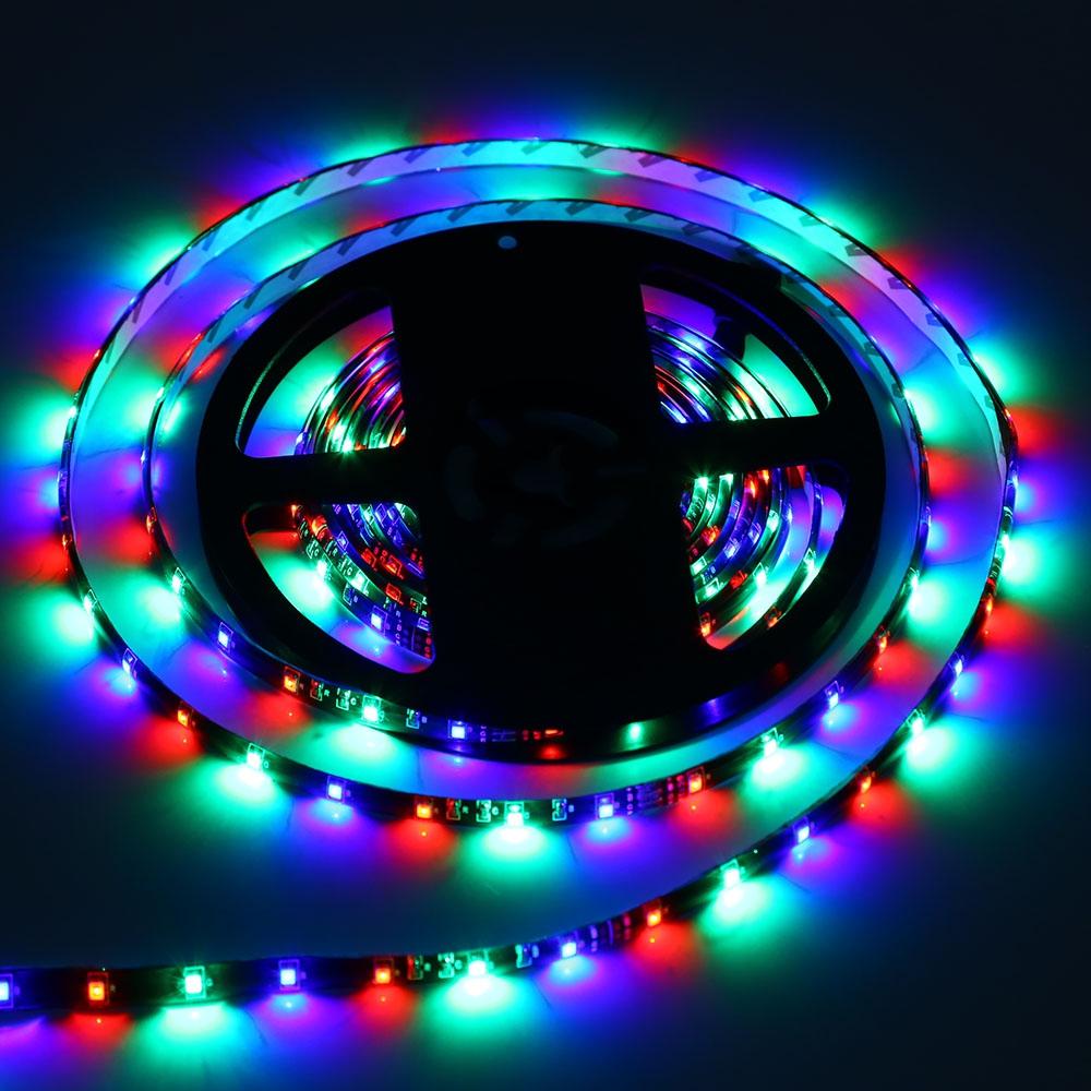 5m dc 12v smd 3528 waterproof flex end 10172019 1033 am 5m dc 12v smd 3528 waterproof flexible led strip light rgb color aloadofball Image collections