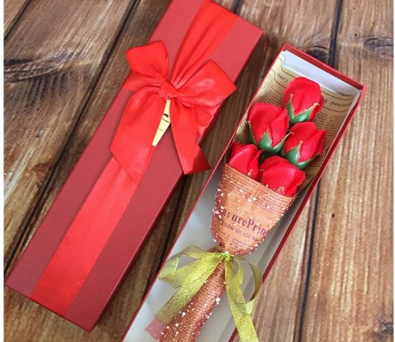 5pcs Soap Flower With Gift Box Soa End 4 21 2020 7 15 Pm