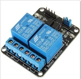 5V 2-Channel Relay Module Shield for Arduino PIC AVR DSP